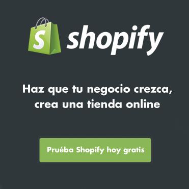 Tienda online shopify